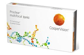 Proclear® multifocal toric dominant