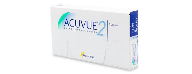 ACUVUE® 2® Brand