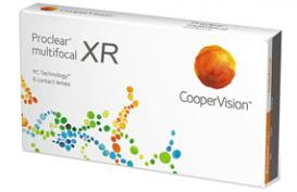 Proclear® multifocal XR non-dominant