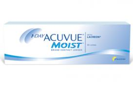 1-DAY ACUVUE® MOIST Brand