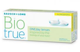 Biotrue ONEday for Presbyopia